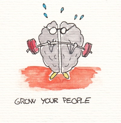 grow your people